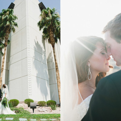Kendal and Josh - las vegas nevada