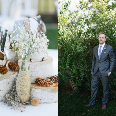 Tim and Kelsie : Salt lake temple wedding