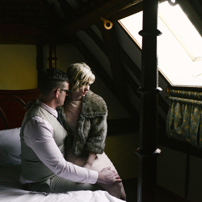 Adri and Jared : ridge farm in sussex england