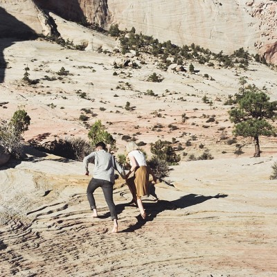 Zions | Scott and Shelby