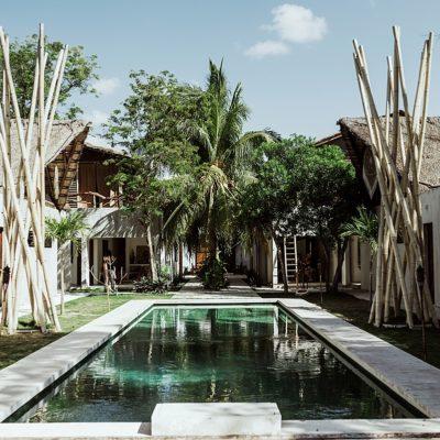 Tulum, Mexico - Hotel Aqua viva